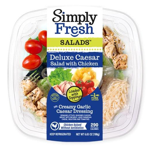 Deluxe Caesar Salad with Chicken