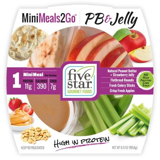 MiniMeals2Go™ PB & Jelly
