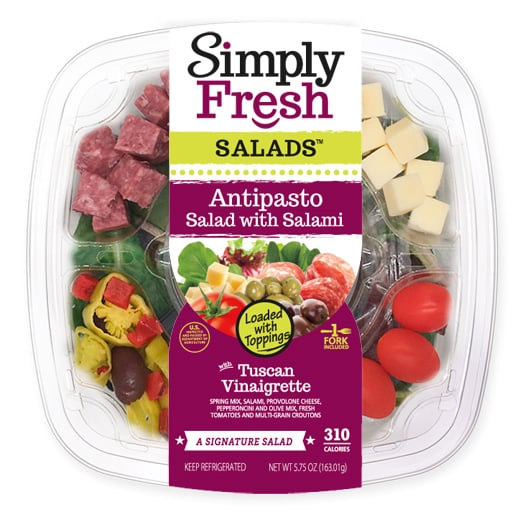 Antipasto Salad with Salami