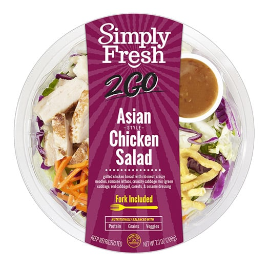 SF2Go™ Asian Style Chicken Salad
