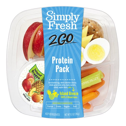 SF2Go™ Protein Pack Meal + Juice
