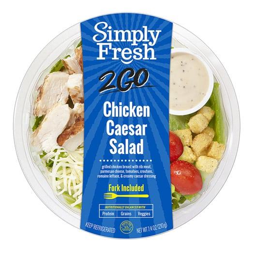 SF2Go™ Caesar Chicken Salad